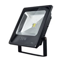 Ultra-thin LED flood light
